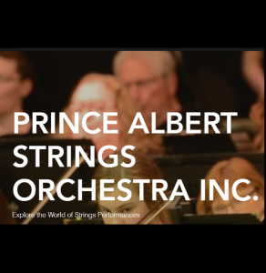 Prince albert strings orchestra